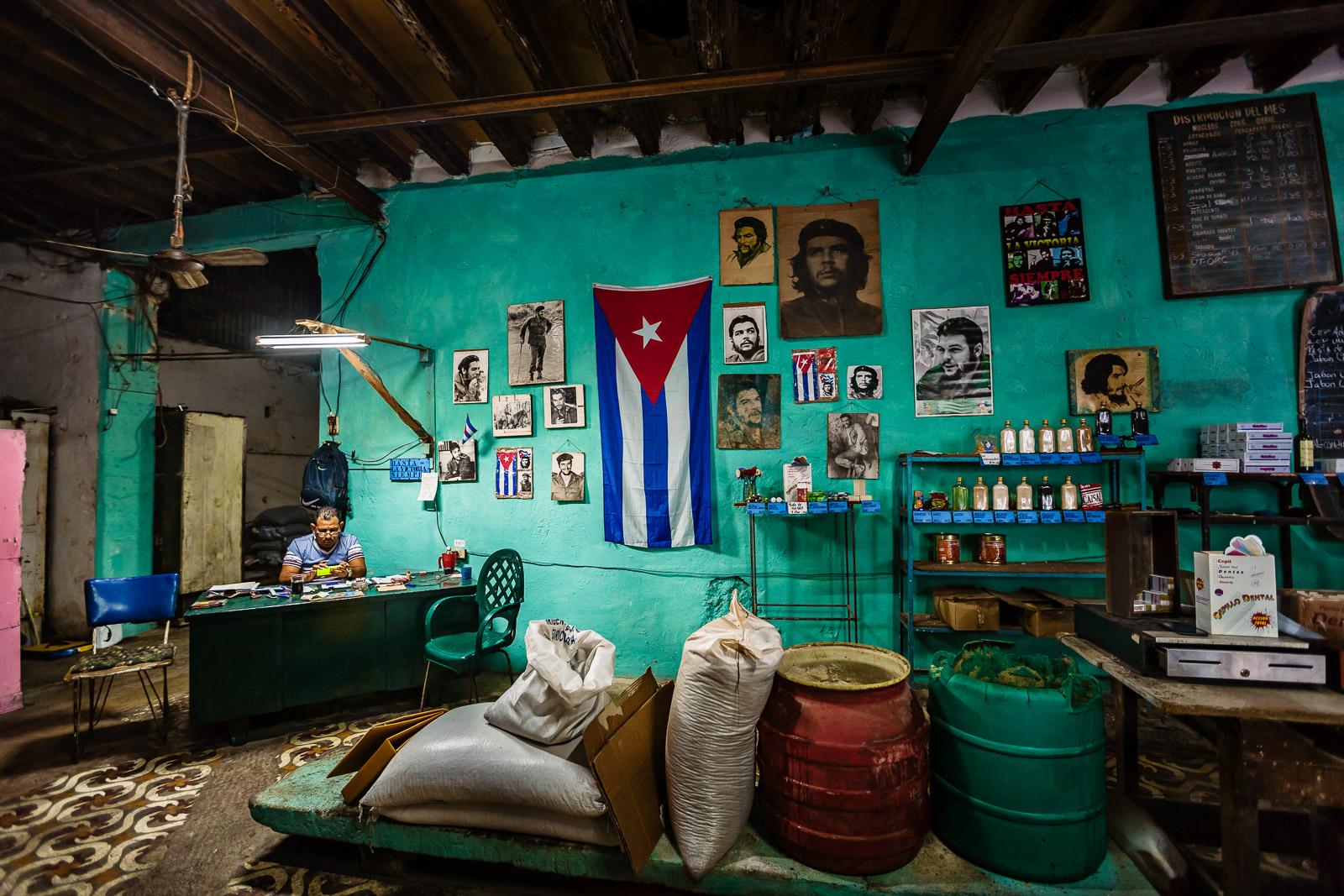 Cuban Bodega, Havana