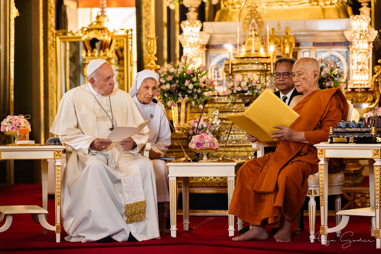 Pope Francis, 21st November 2019,Post Production: www.MichaelMuecke.com